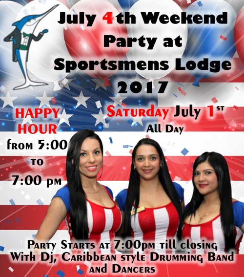 4th of July Sportsmens Lodge