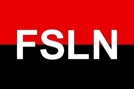 Sandinista Flag